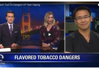 Dr. Wilson Tsai on Dangers of Teen Vaping