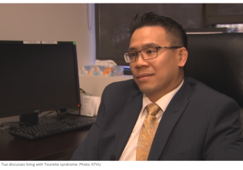 Dr. Wilson Tsai: Bay Area surgeon discusses living with Tourette syndrome